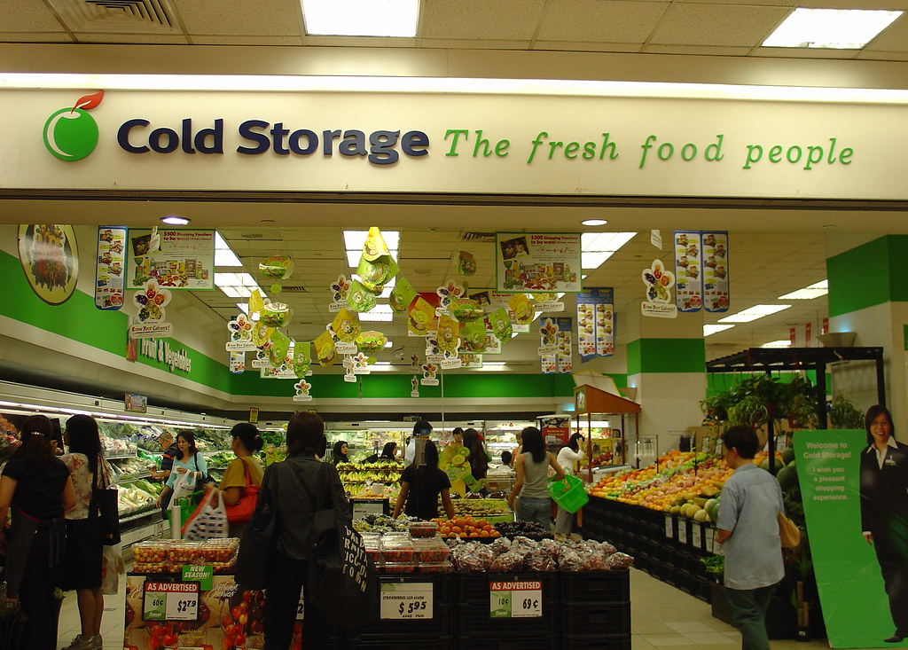 Cold Food Cold Storage The Fresh Food