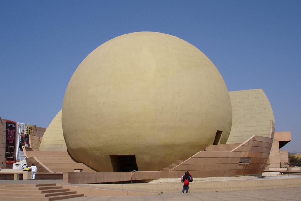 CECUT 9 | El CECUT, Centro Cultural Tijuana, la Bola. Una