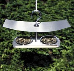 mono bird feeder | by designsponge
