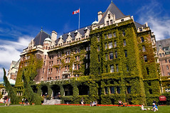 The Fairmont Empress | by disneymike