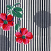 Flowers, Stripes, and Dots