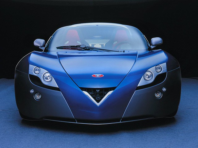 fetish electric sports car