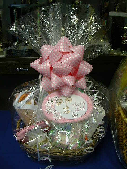Mary Kay Basket Put This Picture Here To Give An Idea Of