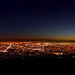 San Jose Sunset Panorama