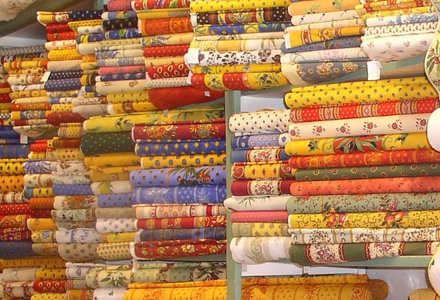 fabric store aix en provence james lebaron flickr. Black Bedroom Furniture Sets. Home Design Ideas