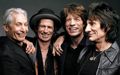 Rolling Stones | by Michael P. Whelan