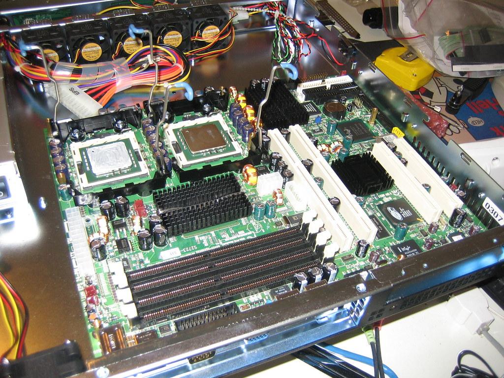 Dual Xeon Server Dual Xeon Server Board