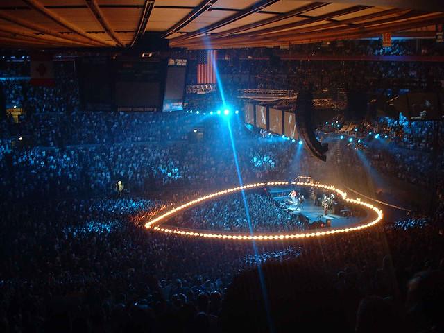 u2 elevation tour madison square garden nyc 19 june 2001 by u2rob - U2 At Madison Square Garden