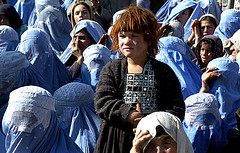 Non-conformist, a red-head, wouldn't you know. Afghanistan | by lakerae