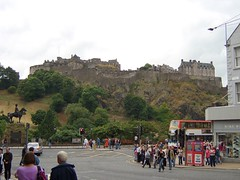 Edinburgh Castle | by Anna Overseas