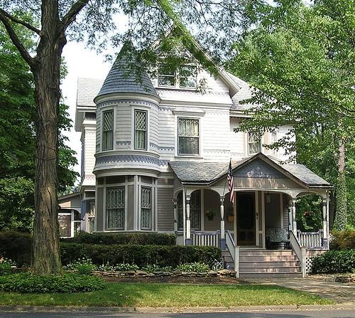 My Favorite Victorian House Although There Are Dozens Of