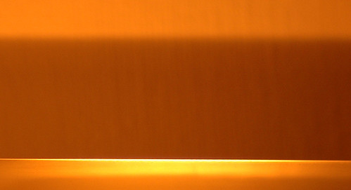 orange lamp | by powerbook.blog
