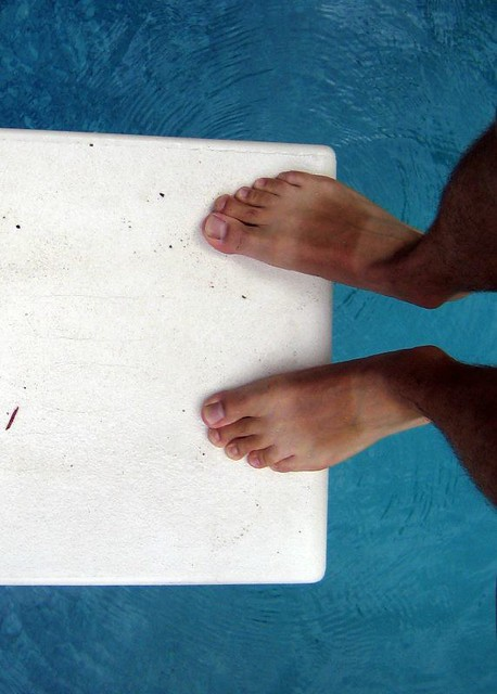 Diving Board Feet My Feet On A Diving Board Check Out The Flickr