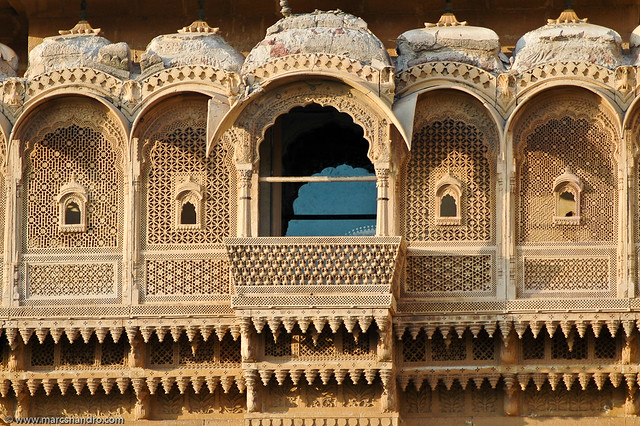 Jaisalmer Architecture Showing Jali Screens Quot A Jali Or