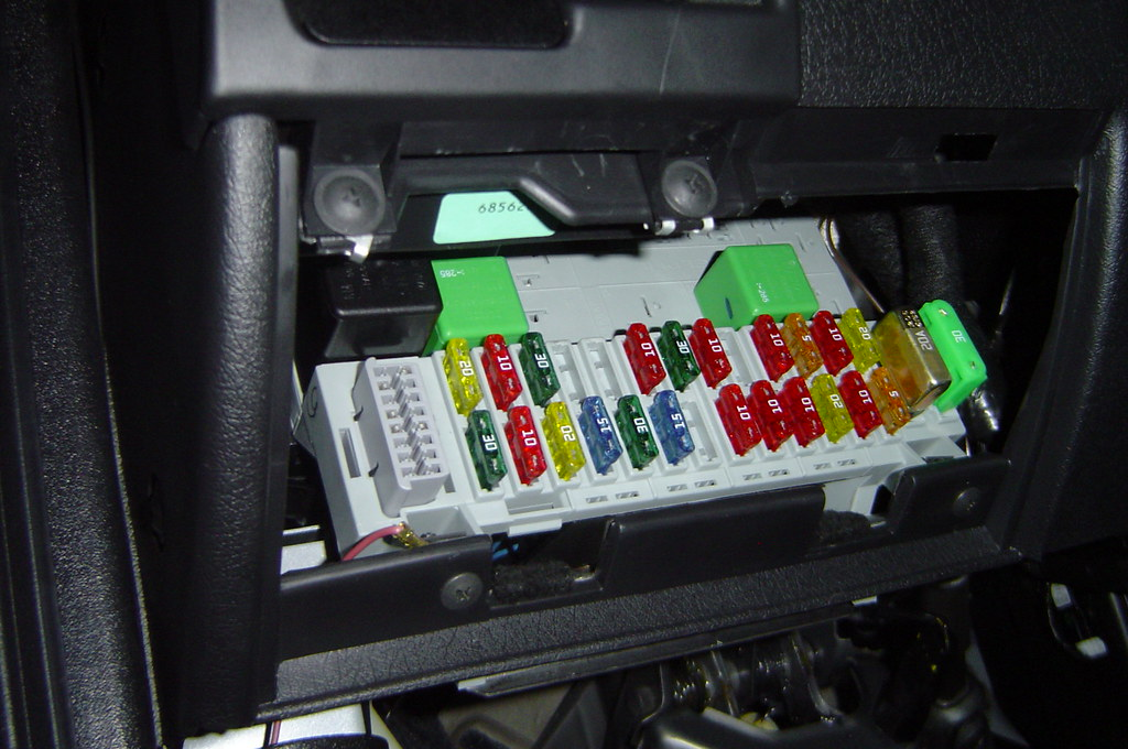 Car s Fuse Box Henrique Pinto Flickr