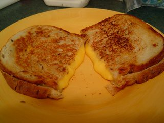 Grilled Cheese on Rye | Willy Volk | Flickr
