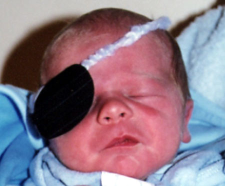 Baby No Beard, 2003 | by International Talk Like A Pirate Day