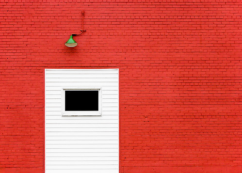 Red, Red Brick Wall | by www.toddklassy.com