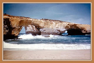 Great Ocean Road,  London Bridge, Port Campbell National Park 1959, Australia | by pizzodisevo 1937