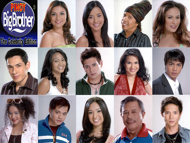 Pinoy Big Brother Celebrity Edition - tsikot.com