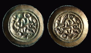 Pair of Saxon Brooches | by Wessex Archaeology