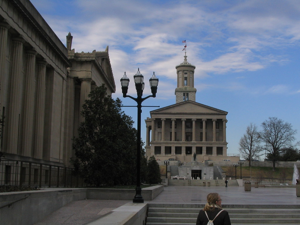Tennessee State Capitol, Nashville, Tennessee | The ...