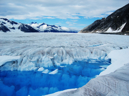 Glacial Pool | by Trefrog66