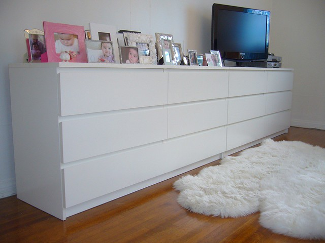 "$150 IKEA ""Malm"" Dresser (2) 