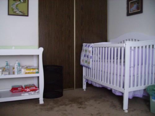 Changing Crib To Toddler Bed