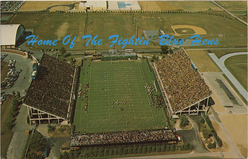 Home Of The Fightin 39 Blue Hens Full Size With Description Flickr