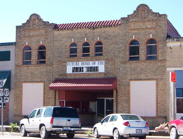 Brady, TX Palace Theat...