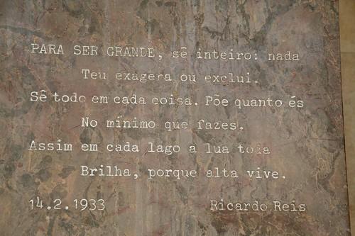 Poems of Fernando Pessoa Ricardo Reis Fernando Pessoa Ricardo Reis