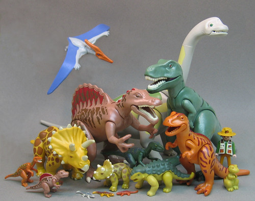 Dinos all of the dinosaurs types produced by playmobil - Dinosaur playmobile ...