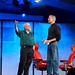 Walt Mossberg and Steve Jobs