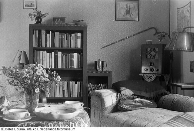 Dutch Interior 1930s 9 Jo Hedwig Teeuwisse Flickr