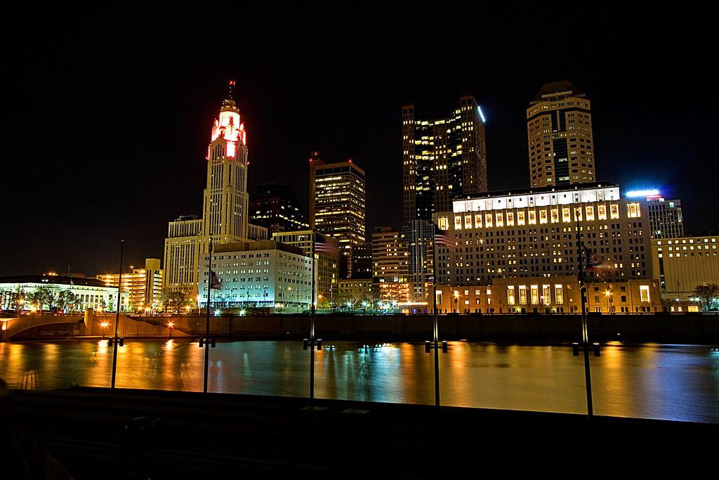 Downtown Columbus | A quick snap of downtown Columbus ...