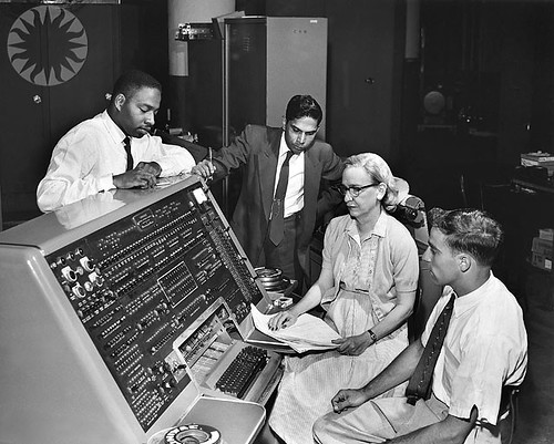 Grace Hopper and UNIVAC | by public.resource.org