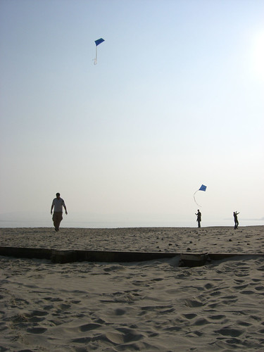 Bournemouth beach kite flying | by Mind, the mental health charity