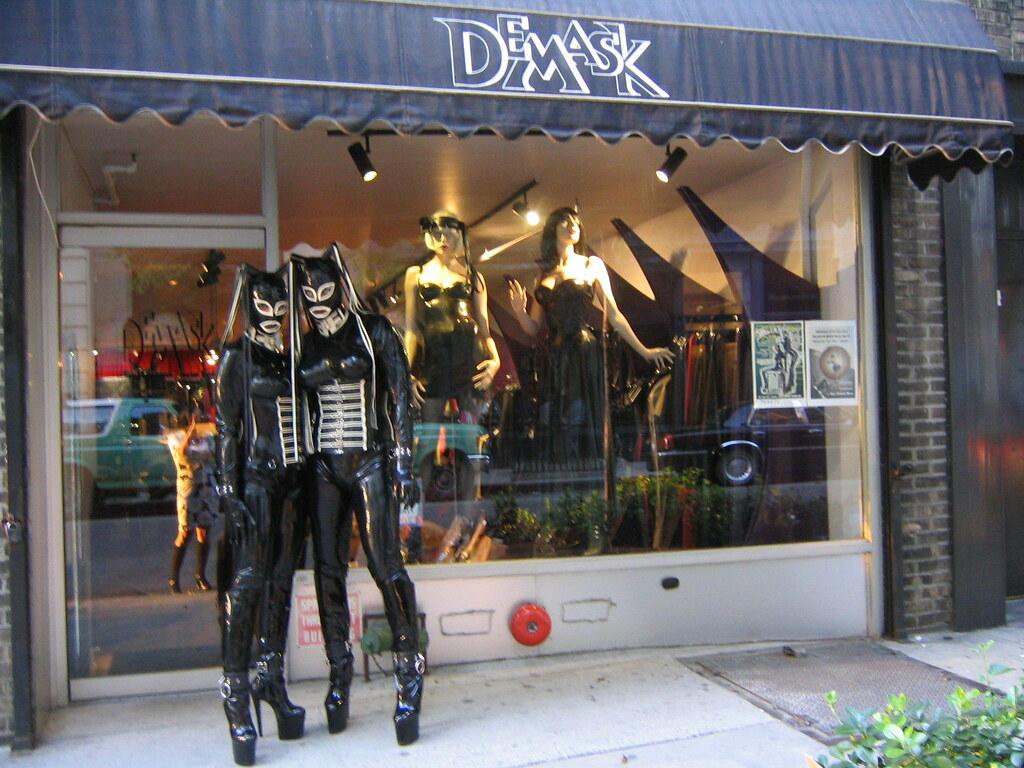 DeMask NYC   onehotmama9000   Flickr