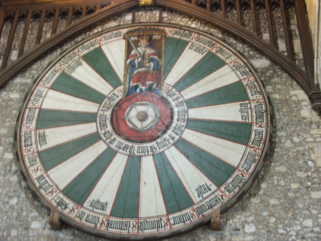 The round table winchester cathedral the round table kevin oakhill flickr - Round table winchester cathedral ...