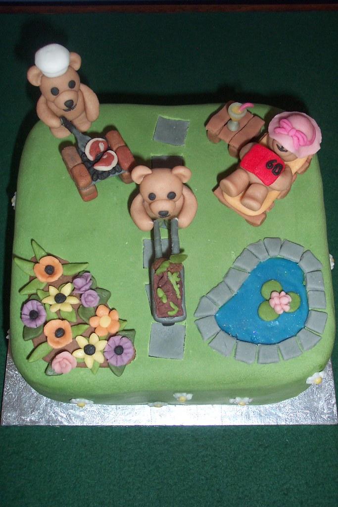 Mum Birthday Cake In Tesco