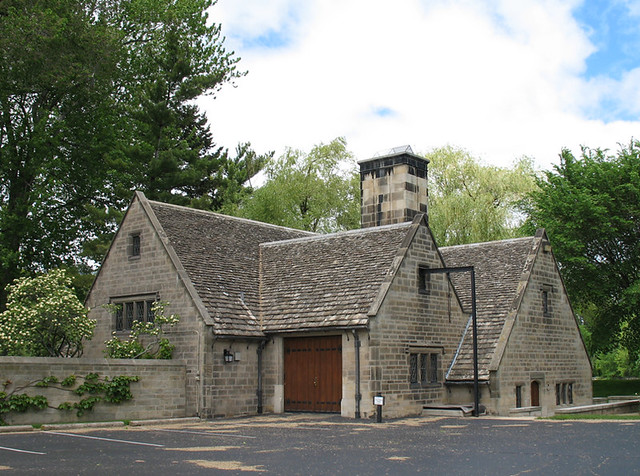 Edsel And Eleanor Ford House Grosse Pointe Michigan