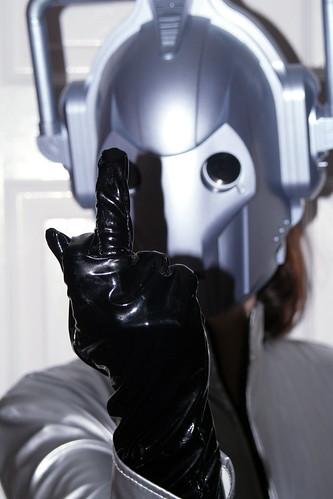 ASBO Cyberwoman - Ver 2