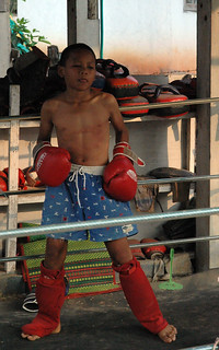 Thai boxing - the boxer | by Marshall Astor - Food Fetishist