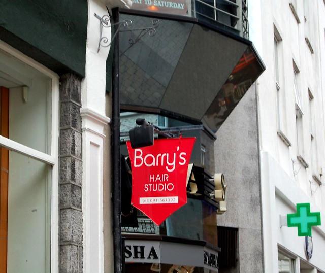Barrys Hair Studio Galway City, Ireland podolux Flickr