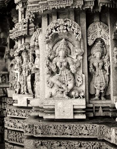 Somnathpura - Mysore, Karnataka, India