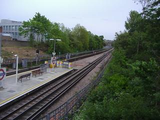 colindale platform