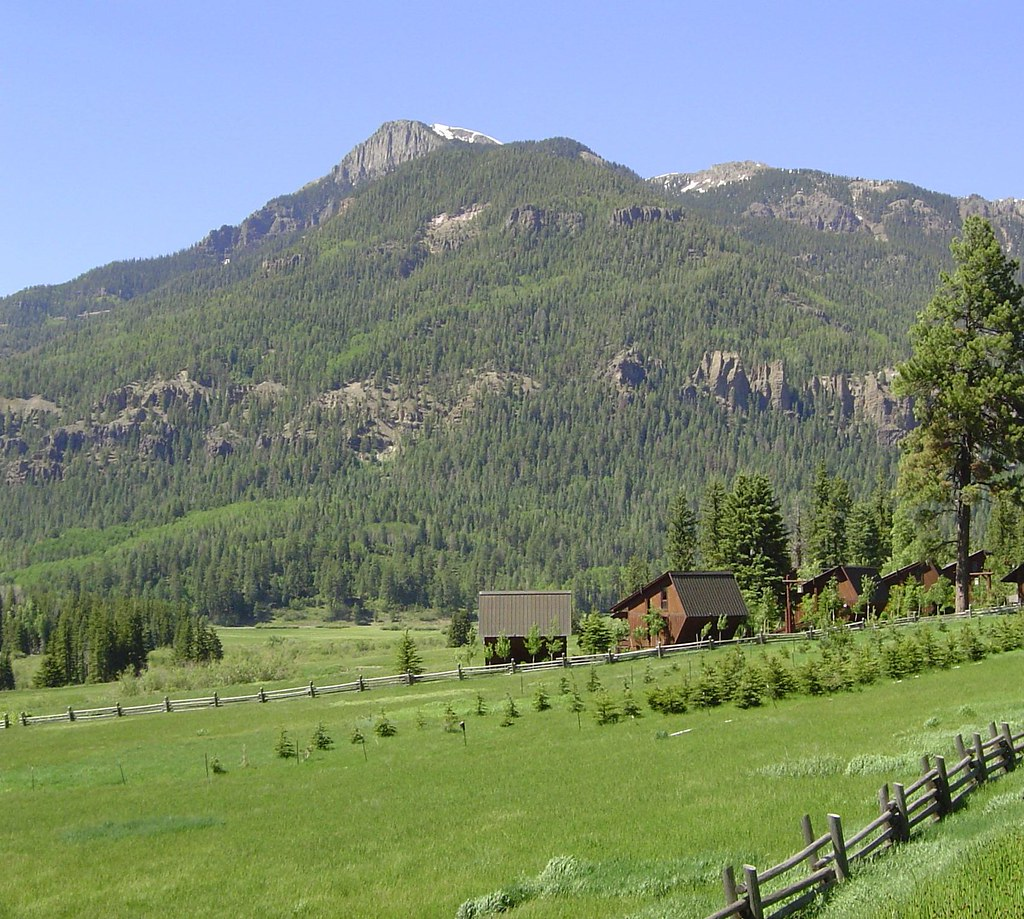 On The Road To Wolf Creek Pass