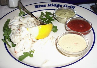 Blue Ridge Grill Crab Meat Cocktail | by yumcat