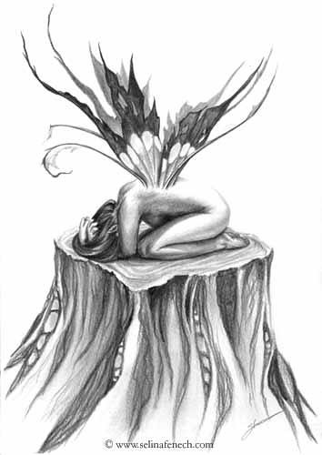 Crying fairy | Sheeva Drake | Flickr